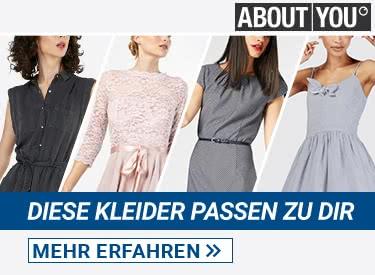 ABOUT YOU: Diese Kleider passen zu dir!