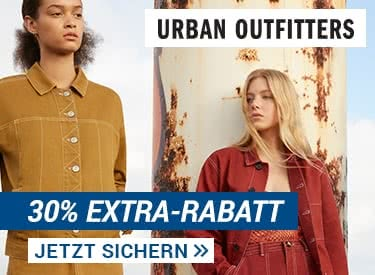 Urban Outfitters -  30% extra