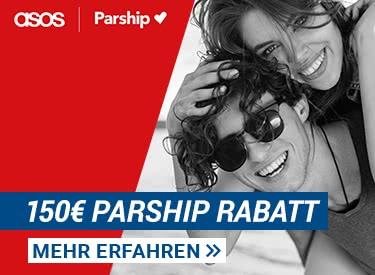 Parship - 150€ Rabatt für Neukunden