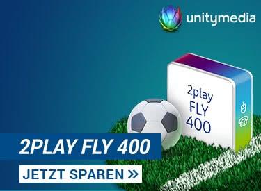 2play FLY-Angebot bei Unitymedia