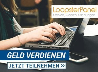 Geld verdienen mit Loopsterpanel