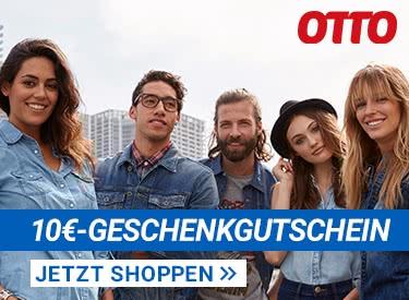 10€-Geschenkgutschein bei OTTO