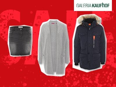 Großer Sale bei GALERIA Kaufhof