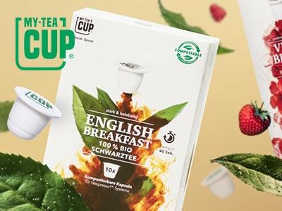 My-TeaCup: 10%-Gutschein & Gratis-Versand!