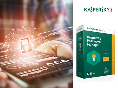 15% Rabatt auf  den Kaspersky Password Manager