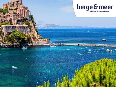Einfach mal raus: 75€ Rabatt bei Berge & Meer