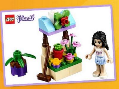 GRATIS! Vedes-Geburtstagsclub mit LEGO-Geschenk