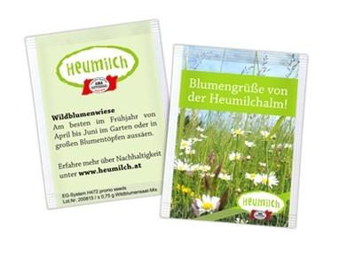 Blumensamen gratis und versandkostenfrei bestellen