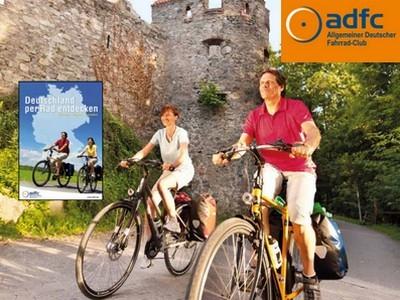 Deutschlands Radfernwege als Gratis-Download