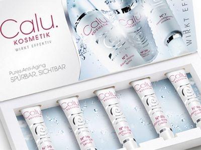 Calu-5er-Box mit Naturkosmetik gratis bestellen