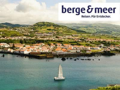 Urlaub mit Berge & Meer: 50€ sparen!