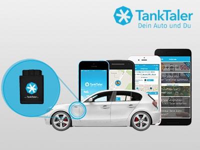 TankTaler: 2 Cent pro Liter an jeder Tankstelle sparen!