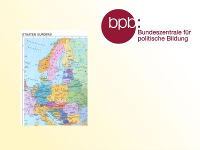 Europa-Faltkarte gratis & versandkostenfrei