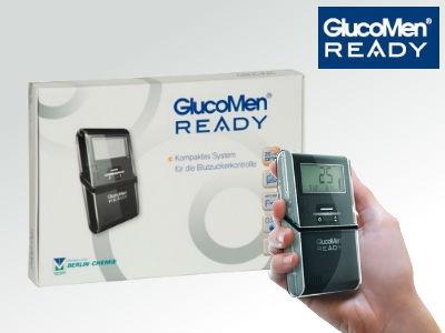 """Gratis-Blutzuckermessgerät """"GlucoMen Ready"""""""