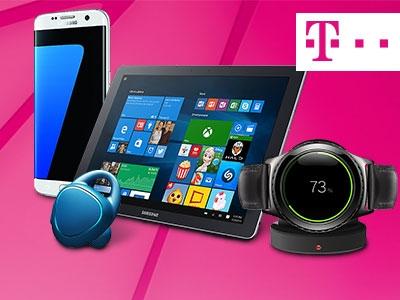 Telekom-Gewinnspiel: 2.500€-Samsung-Mobile-Paket