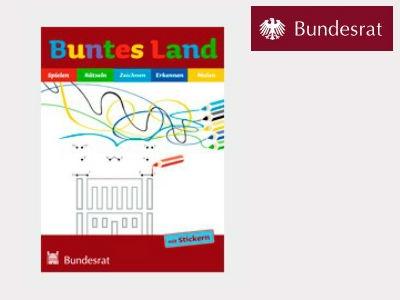 Mal- und Spielbuch gratis bestellen oder downloaden