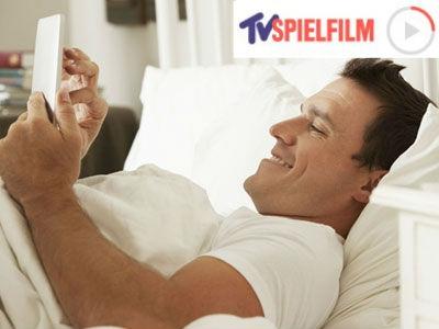 GRATIS online fernsehen mit TVSpielfilm!