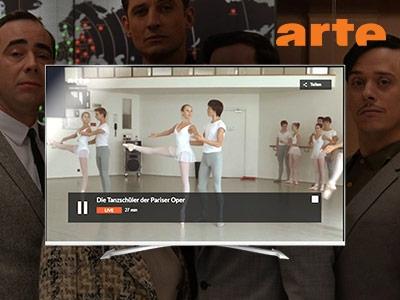Gewinnt mit Arte einen 50-Zoll-Ultra-HD-Fernseher!
