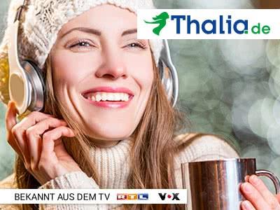 Thalia: 16% Rabatt auf Musik, Spielwaren uvm.