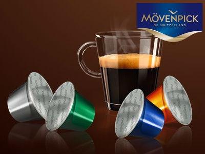 1.111 Kaffeekapseln-Probiersets zu gewinnen