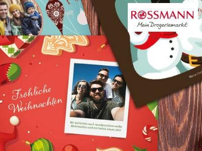 Gratis: Personalisierte Foto-Postkarte