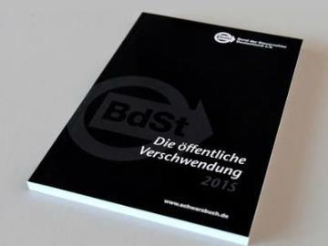 Schwarzbuch zur Steuerverschwendung gratis