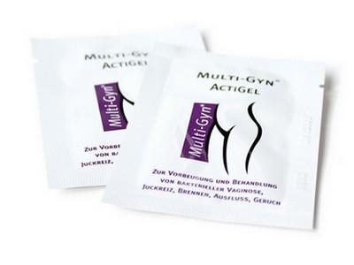 Produktmuster von Multi-Gyn ActiGel anfordern
