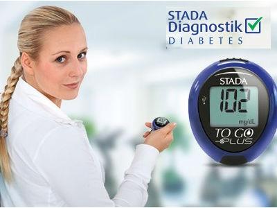 Gratis für Diabetiker: Blutzuckermessgerät