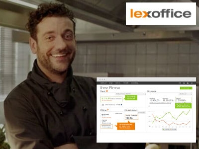 lexoffice-Software: 30 Tage gratis testen