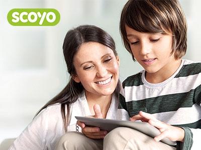 Scoyo gratis testen! Nr. 1 Lernplattform für Kinder