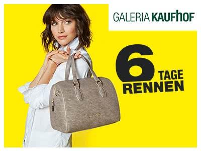 Bis zu 15€ Rabatt bei GALERIA Kaufhof