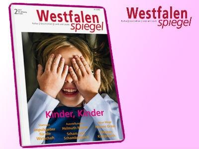 Gratis: 2x Westfalenspiegel + kleines Geschenk