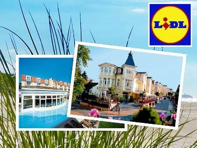 Auf nach Usedom! Wellness-Urlaub mit Lidl gewinnen
