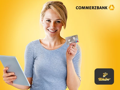Commerzbank: Kostenloses Girokonto + 160€ Prämie