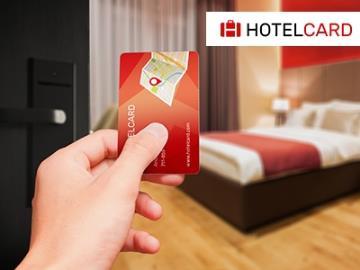 Hotelcard: Jahresabo für 49€ statt 99€