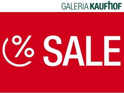 Sale bei GALERIA Kaufhof