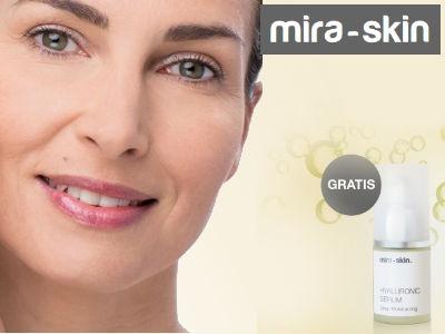Anti-Aging-Serum von mira-skin gratis & versandkostenfrei