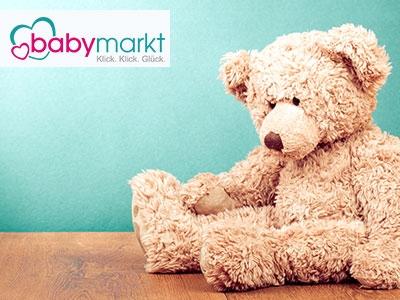 Exklusiv: 12€ Rabatt bei babymarkt