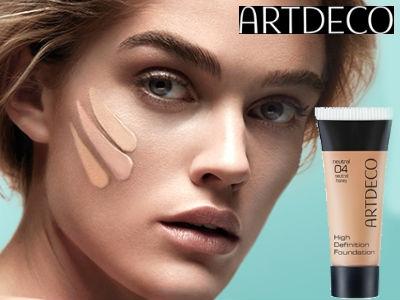 15.000 Artdeco Make-up Gratisproben