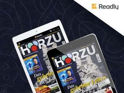 """""""HÖRZU"""" digital 1 Monat gratis!"""