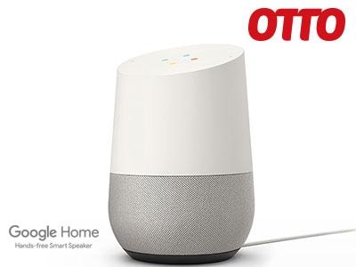 """""""Google Home"""" jetzt bei OTTO!"""