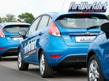 Ford: Fahrsicherheitstraining gratis