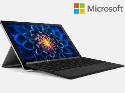 Microsoft Surface Pro 4 inkl. Type Cover für 799€