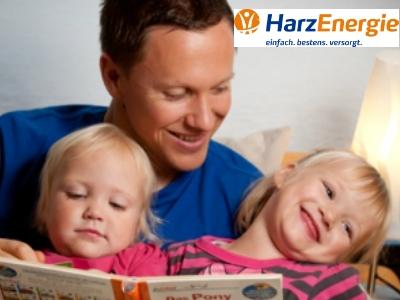 GRATIS: Familienkalender für 2018 von Harz Energie