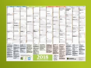 GRATIS: Wandkalender, Plakate und Postkarten
