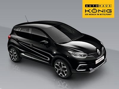Renault Captur für nur  99€ mtl. leasen