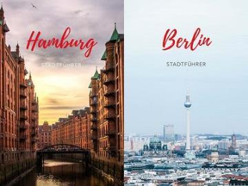 Gratis-Stadführer für Berlin und Hamburg