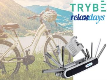 Gratis testen: Fahrrad-Multitool von Relaxdays