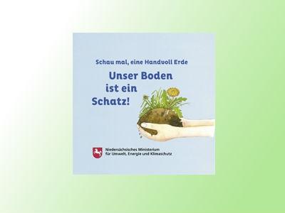 """Kinderbuch gratis: """"Unser Boden ist ein Schatz"""""""