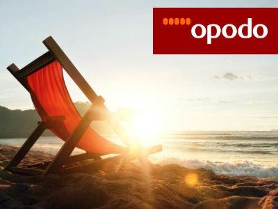 Bis zu 50% Rabatt auf Reisen bei Opodo